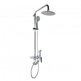 Душевая стойка Accoona A8303 с гигиеническим душем