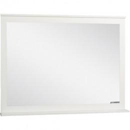 Зеркало Belle-105, белый матовый