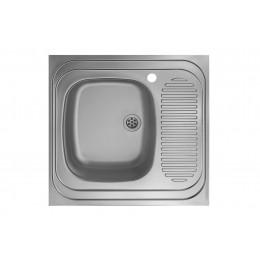 Кухонная мойка Eurodomo Baltika BLN 710-60