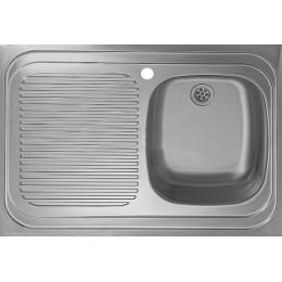 Кухонная мойка Eurodomo Baltika BLN 711