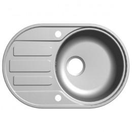 Кухонная мойка Eurodomo Scala Oval-45