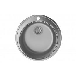Кухонная мойка Eurodomo Pamira PMN 610 матовая