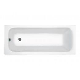 Акриловая ванна Roca Line 160x70 см белая