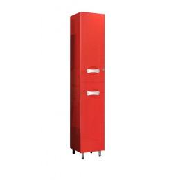 Шкаф-пенал Style Line Жасмин 36 красный