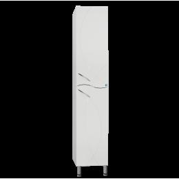 Шкаф-пенал Style Line Амелия 36 белый