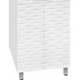 Комод Style Line Папирус 50 белый