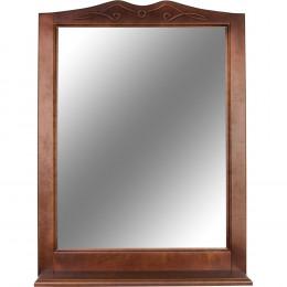 Зеркало 1 Orange Классик 75 орех антикварный