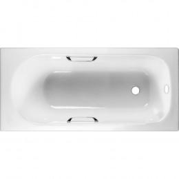 Чугунная ванна Byon B13 150x70x42 с ручками