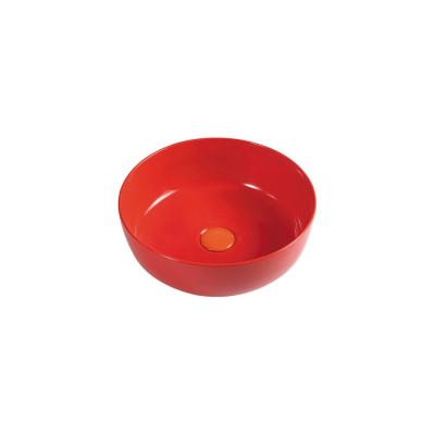 Рукомойник Melana 806-T4003-B3 красный