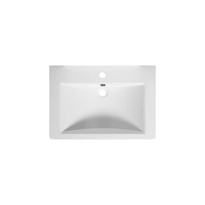 Мебельная раковина Runo SoloGrande Omega 75