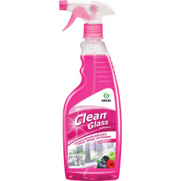 Очиститель для стекол Grass Clean Glass лесные ягоды, 600 мл