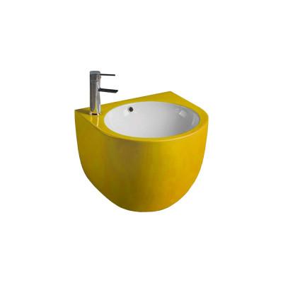 Рукомойник Melana 805-500FYW желтый