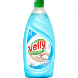 Средство для мытья посуды Grass Velly нежные ручки, 0.5 л