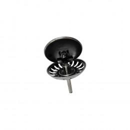 Корзинчатый вентиль + заглушка Reginox R1194 для моек