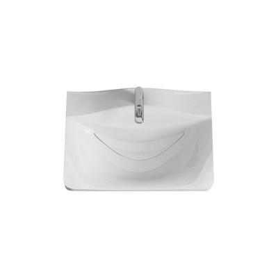 Мебельная раковина Velvex Iva 60 белая