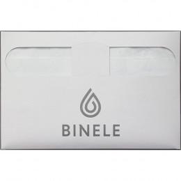 Покрытия на унитаз Binele CP02HX (Блок: 10 уп. по 200 шт.)