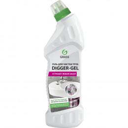 Средство для прочистки труб Grass Digger-Gel 750 мл