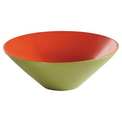 Рукомойник Melana 806-T4006-B8+B3 салатово-красный