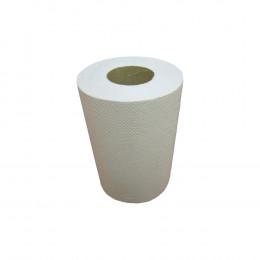 Бумажные полотенца Ksitex 230 белые (Блок: 6 рулонов)