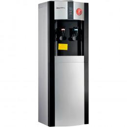Кулер для воды AquaWork AW 16L/EN серебристо-чёрный