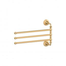 Полотенцедержатель 3SC Stilmar STI 311 матовое золото