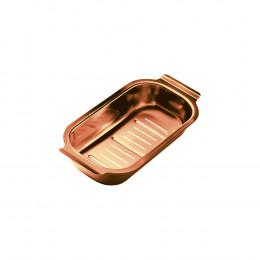 Коландер Alveus 1069008 медь для моек