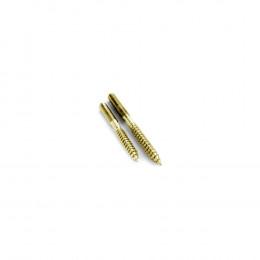 Комплект крепежа для биде Kerasan 760391 к полу, золото