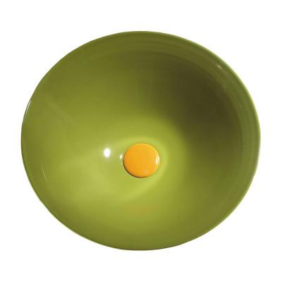 Рукомойник Melana 806-T4006-B8 салатовый