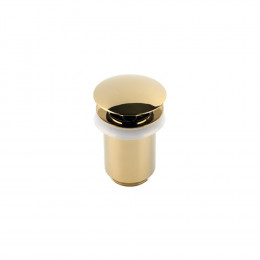 Донный клапан для раковины Timo 8011/07 gold