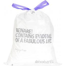 Мешки для мусора Brabantia 246760 15 л