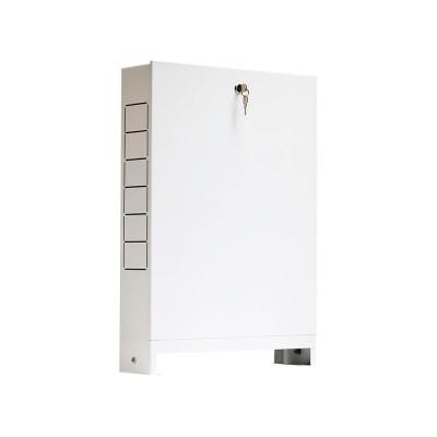 Сантехнический шкаф Stout ШРН-5 13-16 выходов, наружный