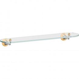Полка 3SC Stilmar STI 115 хром, золото, 60 см