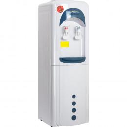 Кулер для воды AquaWork AW 16L/HLN бело-синий