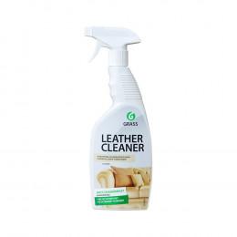 Очиститель для кожи Grass Leather Cleaner кондиционер, 600 мл