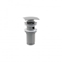 Донный клапан для раковины AlcaPlast A393