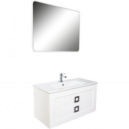 Мебель для ванной 1 Orange Альма 100