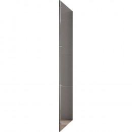 Боковая стенка Cezares Stylus Soft 90 FIX C Cr