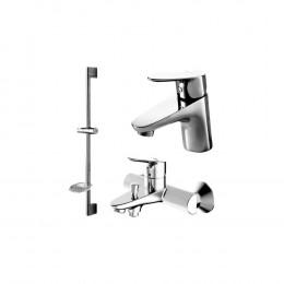Душевой комплект Bravat Drop F00308C для ванной комнаты 3 в 1