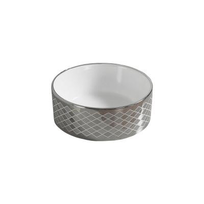 Рукомойник Melana MLN-7078ASP-1 серебро