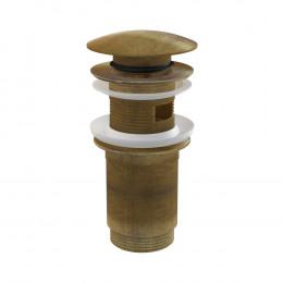 Донный клапан для раковины AlcaPlast A392 ANTIC