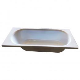 Акриловая ванна 1MarKa Александра 160 см