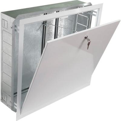 Сантехнический шкаф Stout ШРВ-4 11-12 выходов, встраиваемый