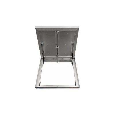 Люк напольный Revizor Лифт Стандарт 90x90